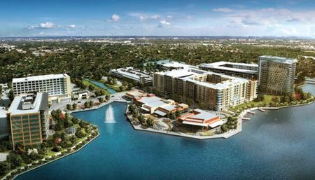 For Lease | One Hughes Landing - The Woodlands