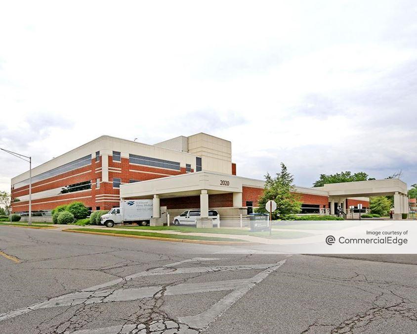St. Vincent Anderson - Erskine Medical Office Building