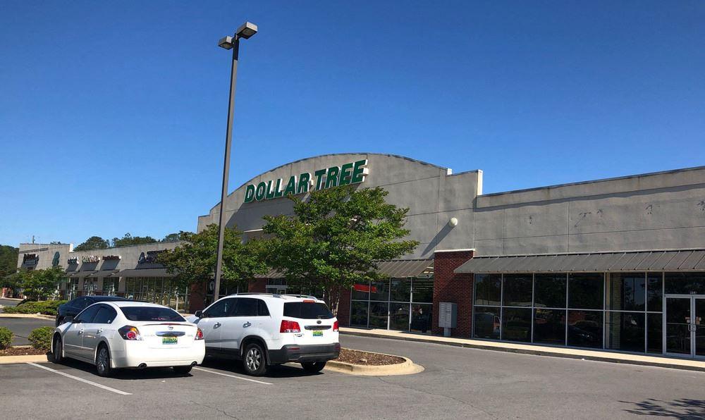 Etowah Crossing Shopping Center