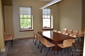 Office Spaces for Lease in LEED certified gold building