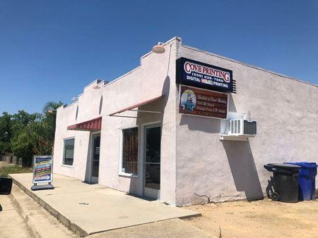 Great Owner/User or Investment Deal in Orange Cove, CA - Orange Cove