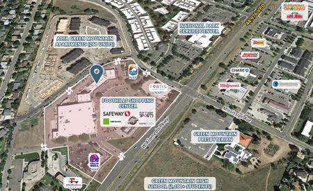 Foothills Shopping Center - Lakewood
