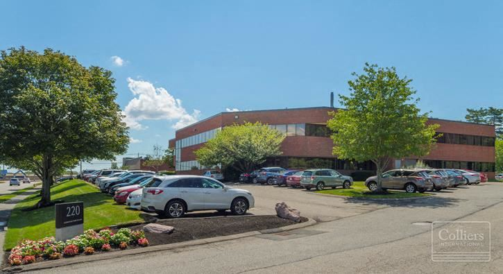 Flexible Office Suites Available at Norwood Park South
