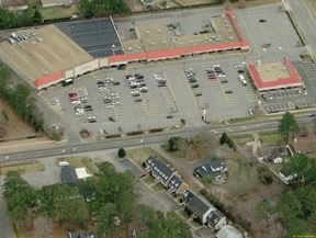 Glenwood Square Shopping Center