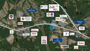 ±2.96 Acres for Sale on Dutch Fork Road - Irmo