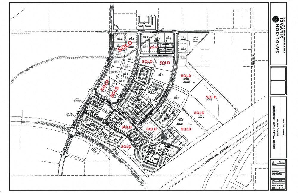 Broso Valley Subdivision